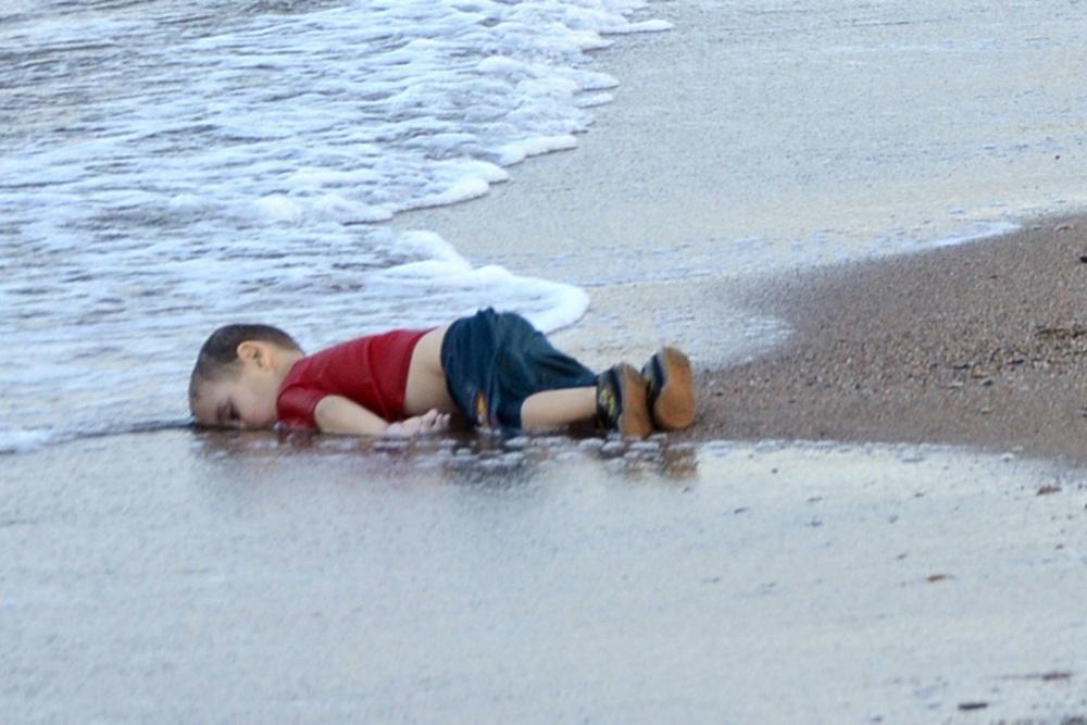 طفل سوريا